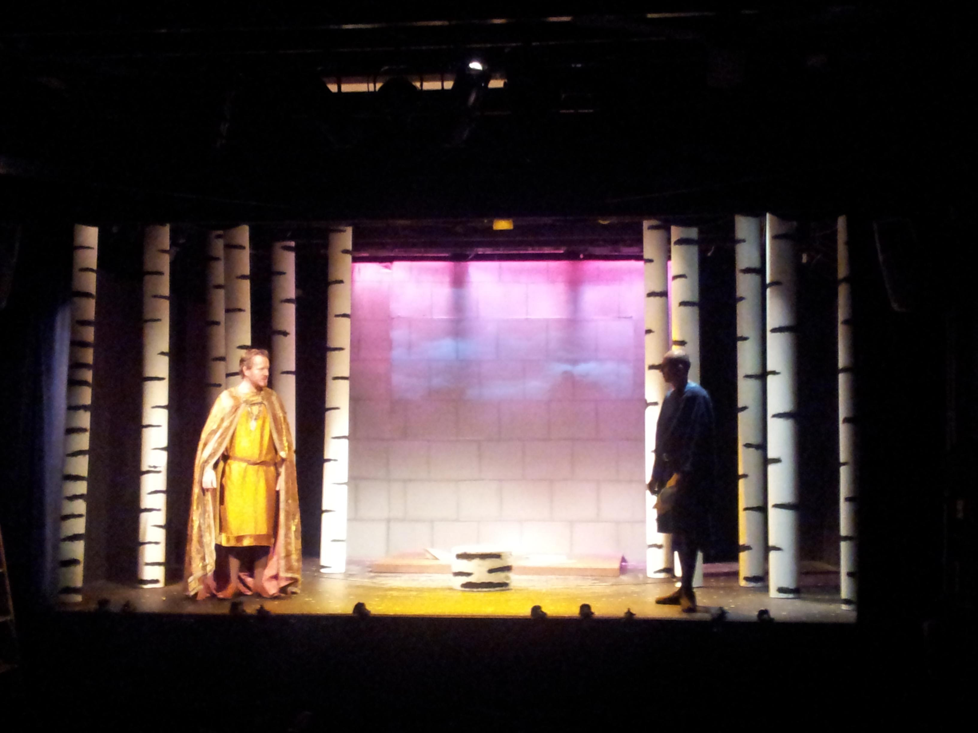 Theatre Lighting Works We Run